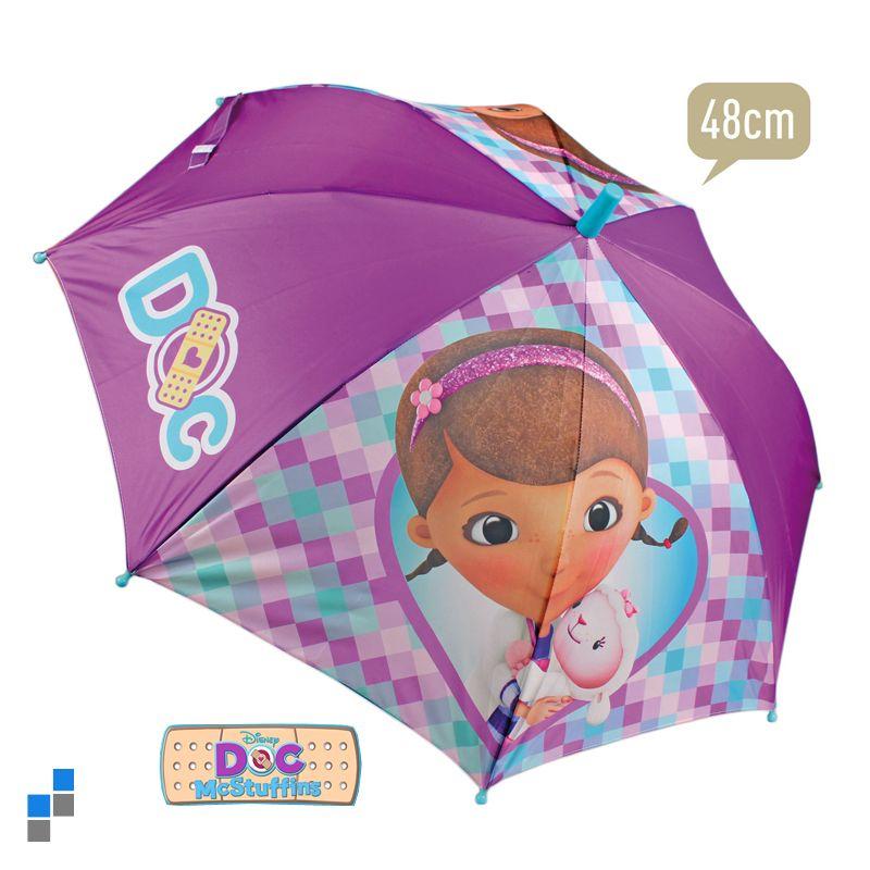 Dětský deštník Doc McStuffins deštník doktorka plyšáková Disney