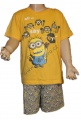 Letní set, pyžamo MIMONI - žluté
