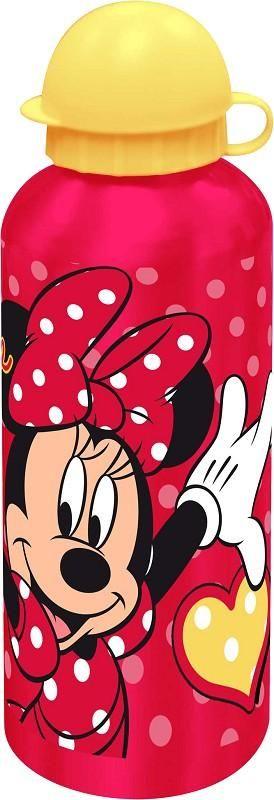 Láhev na pití Minnie aluminiová Disney