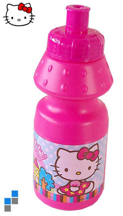 Plastová láhev na pití Hello Kitty Sanrio