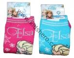 Ponožky FROZEN - růžové 1 pár