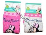 Kojenecké ponožky se srdíčky- Minnie - růžové 1 pár