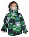 Lyžařská bunda JUST PLAY - zelená s černou