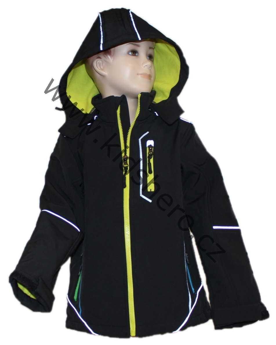 Dětská softshellová bunda KUGO