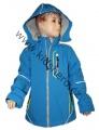 Softshellová bunda - modrá