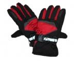 Zobrazit detail - Lyžařské rukavice YDI - černo-červené 2