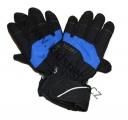 Zobrazit detail - Lyžařské rukavice YDI - černo-modré