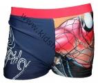 Plavky SPIDERMAN  - tm.modro-červené