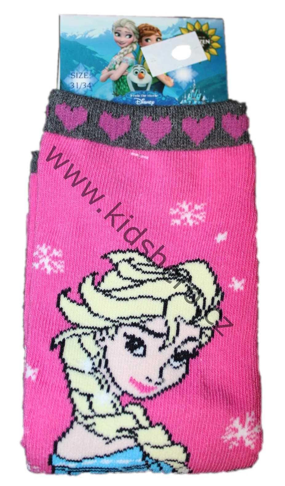 f3620ccf245 Dětské ponožky FROZEN disney dívčí licenční