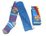 Punčochy FC BARCELONA - modré