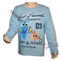 Triko dlouhý rukáv NEMO-DORY - sv.modré