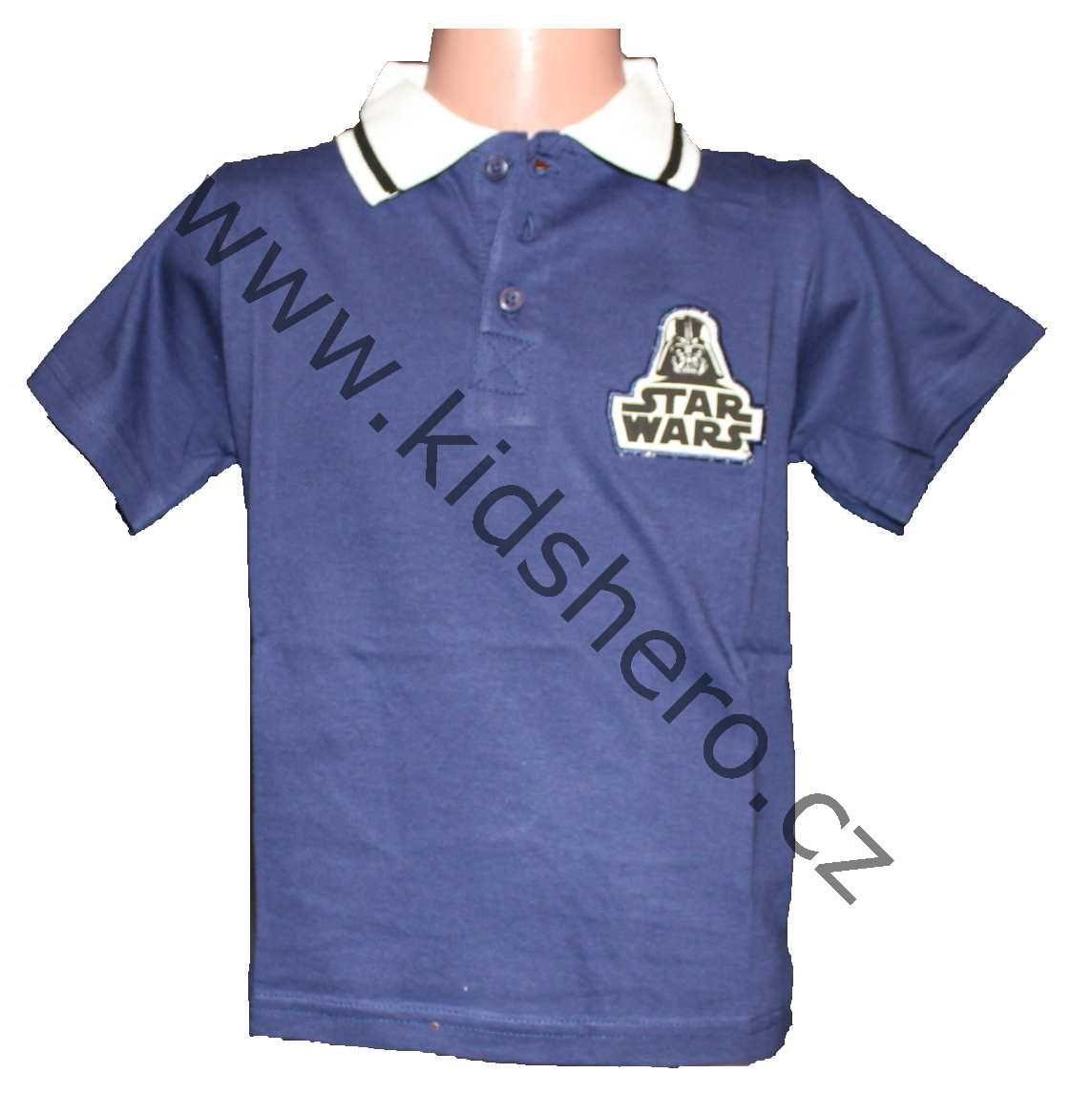 Dětské triko krátký rukáv STAR WARS chlapecké Disney