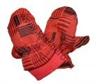 Dětské zimní rukavice - palčáky YDI - oranžové
