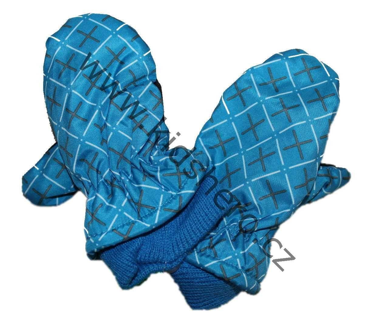 Dětské zimní palčáky YDI, zimní rukavice, dětské rukavice