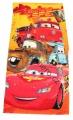 Dětský ručník CARS - červený