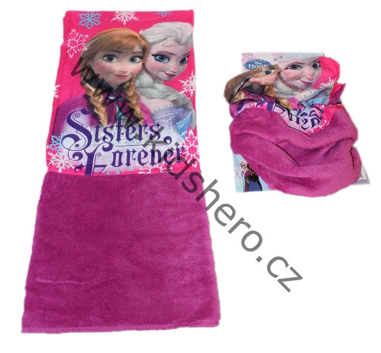 Dětský šátek, nákrčník FROZEN Disney