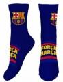 Ponožky FC BARCELONA - modré