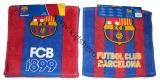 Ručníky na ruce FC BARCELONA - 2 ks