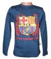 Zobrazit detail - Triko dlouhý rukáv FC BARCELONA - modré