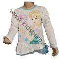 Zobrazit detail - Tunika, triko dlouhý rukáv FROZEN - bílá