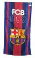 VELKÁ OSUŠKA - FC BARCELONA, ručník barcelona, osuška barcelona