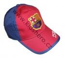 Kšiltovka FC BARCELONA - modro-vínová 2