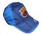 Kšiltovka FC BARCELONA - modrá 2