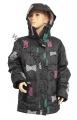 Dětská lyžařská bunda ROXY černá