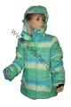 Dětská lyžařská bunda ROXY zelená
