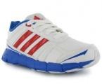 Dětské boty, sportovní boty ADIDAS - bílo-modré