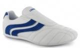 Dětské boty, sportovní boty LONSDALE- bílo-modré 3