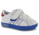 Dětské boty, sportovní boty LONSDALE-bílo-modré