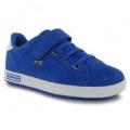 Dětské boty, sportovní boty LONSDALE Leyton - modro-bílé