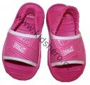 Dětské boty- sandály-pantofle do vody EVERLAST - růžové