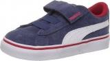 Dětské boty, sportovní boty PUMA - modro-bílé