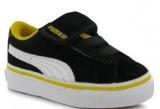 Dětské boty, sportovní boty PUMA - černo-bílé