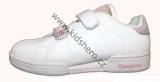 Dětské boty, sportovní boty Reebok - bílo-růžové
