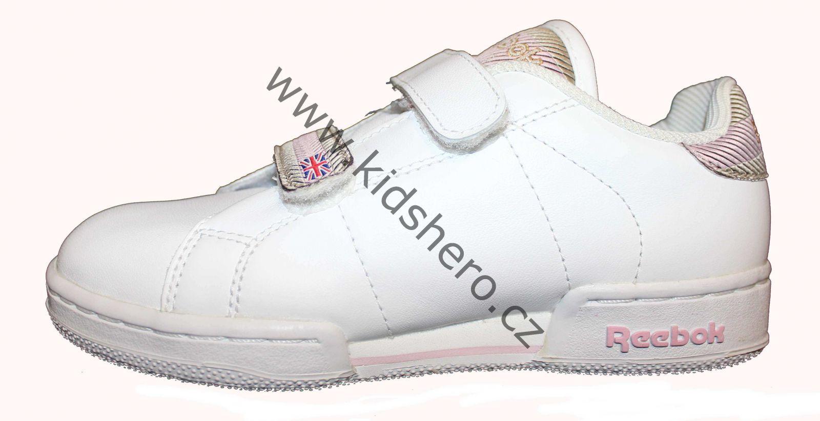 Dětské boty Reebok, dětské botasky