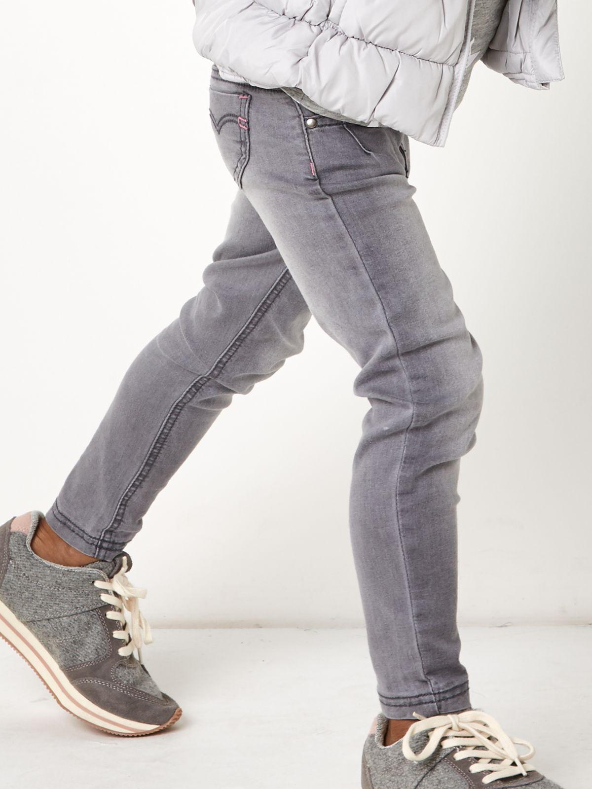 Dětské džíny, dětské slimky, dětské kalhoty, úzké džíny, dívčí džíny SUGAR SQUAD