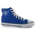 Plátěné kotníkové boty Lee Cooper - modré