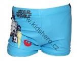Plavky STAR WARS boxerky - sv.modré