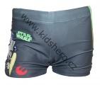 Plavky STAR WARS boxerky - šedé 2