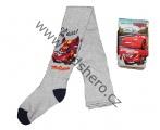 Punčochy CARS - šedé 2