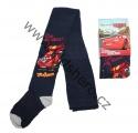Punčochy CARS - tm.modré 2