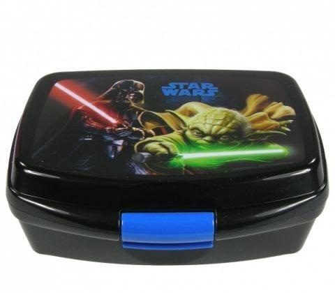 Dětský svačinový box STAR WARS krabička Disney