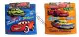 Ručníky na ruce CARS - 2 ks -modrý a oranžový