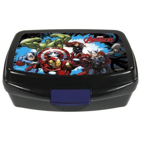 Svačinový box, krabička AVENGERS Marvel