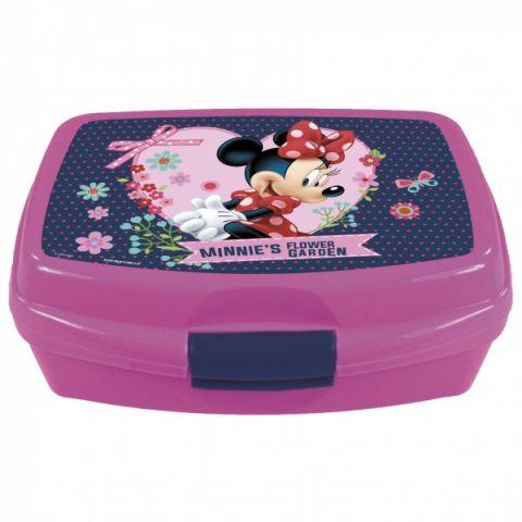 Svačinový box Minnie, krabička na svačinu Disney
