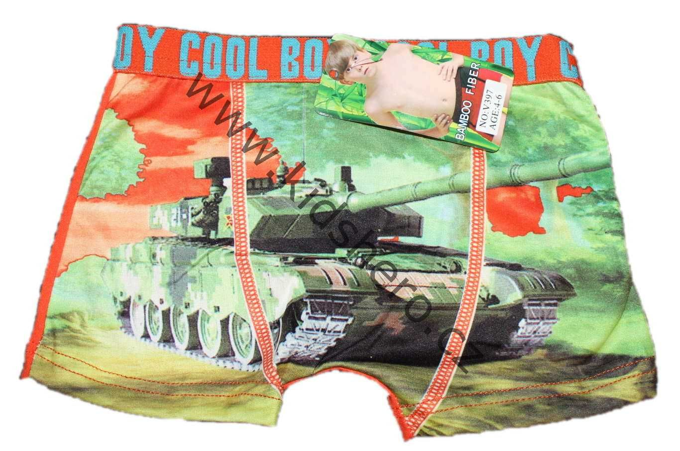 chlapecké boxerky s tankem, trenkoslipy, bambusové boxerky