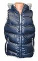 Dětská vesta - tmavě modrá
